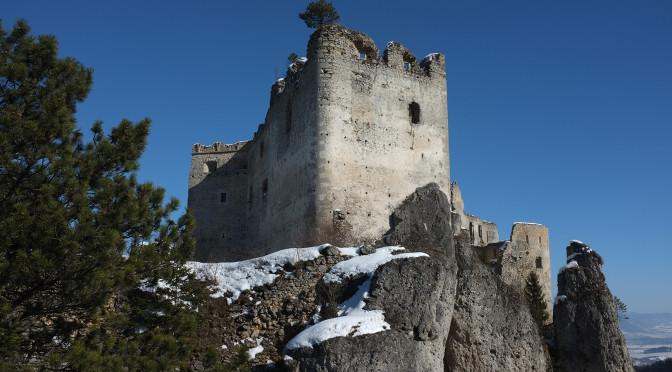 Cez hrad do Žiliny